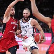 Coupe du monde de basket : la France au bout du suspense contre l'Allemagne