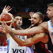 Coupe du monde de basket : le résumé d'Argentine-France en vidéo
