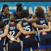 Joie de l'équipe de France
