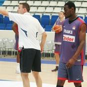 Vincent Collet, Yannick Bokolo