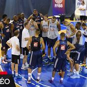 Le mois marathon de l'équipe de France de basket