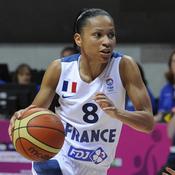 Edwige Lawson-Wade a été la meilleure marqueuse française avec 12 points