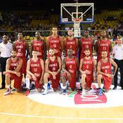 Equipe de France (contre l'Allemagne à Strasbourg)