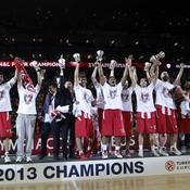 Le doublé pour l'Olympiakos