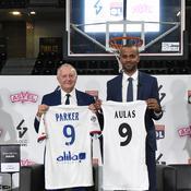 Tony Parker et Jean-Michel Aulas officiellement partenaires