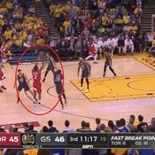 36 points et 12 rebonds : Leonard sort le grand jeu (vidéo)