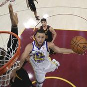 Stephen Curry - Crédit - Kyle Terada-Pool Photo via AP