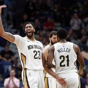 Davis en feu contre les Suns, Houston s'offre le Jazz de Gobert