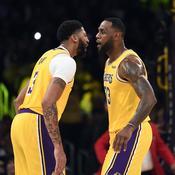 Avec les Lakers, Davis signe une perf' de mammouth