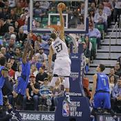 Rudy Gobert - AP Photo-Rick Bowmer