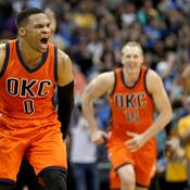 Russell Westbrook - Matthew Stockman-Getty Images-AFP
