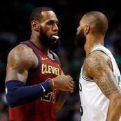 Boston ramène Cleveland et LeBron James sur terre