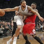 Deron Williams face à Nate Robinson
