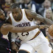 Cleveland rassure, les Spurs engrangent, Lauvergne précieux