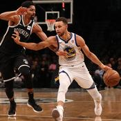 Curry fait son show, Ball rebondit