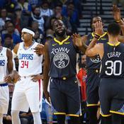 Curry et Durant portent les Warriors, Minnesota s'offre OKC