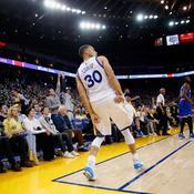 Curry et les Warriors (encore) en feu, Batum brille avec Charlotte