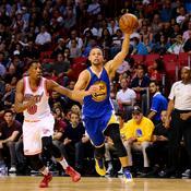 Curry évite tout désagrément à Golden State