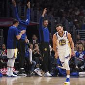 Curry fait son show, Houston accuse le coup