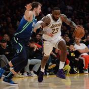 Dallas et Doncic éteignent les Lakers, Evan Fournier brille