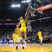 Denver s'accroche dans l'ombre de Golden State