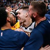 Denver s'offre Golden State au buzzer