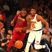 Dernière au Madison Square Garden réussie pour Frank Ntilikina