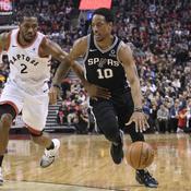 DeRozan fêté à Toronto, mais Leonard gagne son duel face aux Spurs