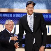 Rudy Gobert David Stren Draft NBA