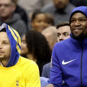 Durant sur Curry : «Nous sommes très complices»
