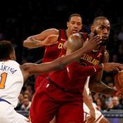 Gloire sans victoire : le répondant de Frank Ntilikina face à LeBron James