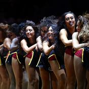 Les cheerleaders de Cleveland
