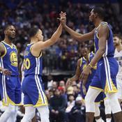 Curry régale avec 48 points, Houston rechute malgré Harden