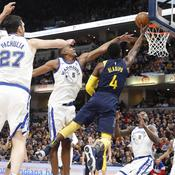 Golden State «pathétique», LeBron James sauve Cleveland