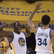 Draymond Green et Shaun Livingston