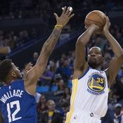 Golden State tombe de haut, Durant dans l'histoire