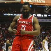 Harden claque 58 points, Gobert porte Utah