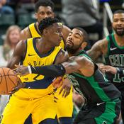 Indiana fait chuter Boston sur le fil