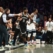 Irving déjà historique avec 50 pts ... mais sans la gagne à Brooklyn