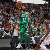 Irving porte les Celtics vers un 9e succès consécutif