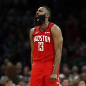 James Harden refroidit Boston