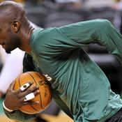 Celtics Boston Kevin Garnett