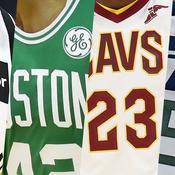 Maillots NBA