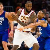 La série continue pour Cleveland, San Antonio enfonce Oklahoma City