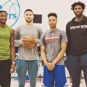 Le 1er choix de la Draft aux 76ers : Philadelphie écrit le futur, Boston se conjugue au présent