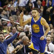 Le festival de Stephen Curry