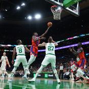 NBA: Le Français Doumbouya fait (encore) sensation avec Detroit