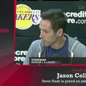 Le monde du basket soutient Collins