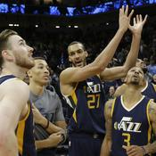 Rudy Gobert - AP Photo-Rich Pedroncelli