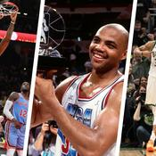 LeBron James, Charles Barkley et Giannis Antetokounmpo